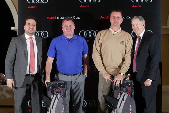 Audi quattro Cup 2014 kicks off in Dubai with Al Nabooda Automobiles
