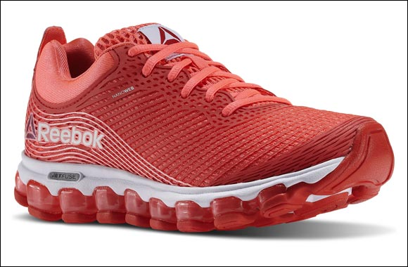 new product 8506e 0df09 ... Fly Through Your Stride in Reebok Jetfuse Footwear ...