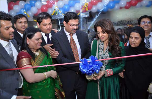Bollywood actress Juhi Chawla inaugurates Al Adil Supermarket's first outlet in Bahrain