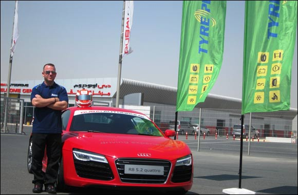 TYREPLUS invites more than 1500 customer to a driving experience in Dubai Autodrome