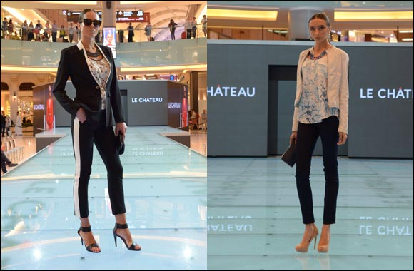 Le Château Spring Summer 2014 collection launched in Dubai