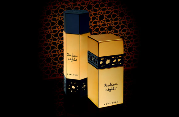 Arabian Nights private collection, The sublime perfume