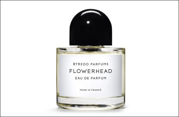 BYREDO Launches 'FLOWERHEAD' Eau de Parfum for Spring 2014 at Paris Gallery