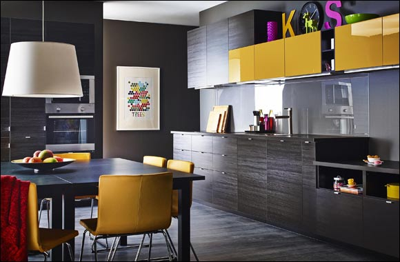 Discover kitchen freedom 39 with ikea 39 s new metod range - Ikea programme cuisine ...