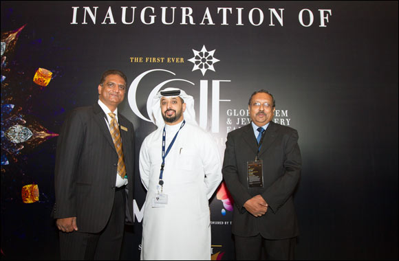 DMCC and Gem & Jewellery Export Promotion Council India launch inaugural Dubai Global Gem & Jewellery Fair