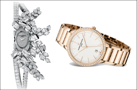 The epitome of elegance for every bride is exactly what Vacheron Constantin provides