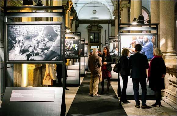"""Vacheron Constantin inaugurates the photographic exhibition """"Transmettre. Percorsi di sapere"""""""