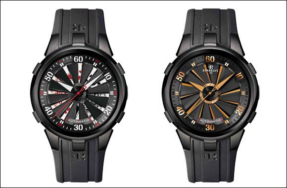 Perrelet Turbine XL Vegas Collection- Time Well Spent