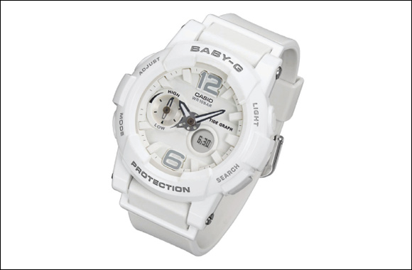 Casio Releases New BABY-G Watches for an Active Lifestyle