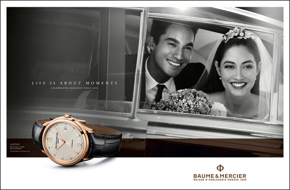 Baume & Mercier - Life is about moments