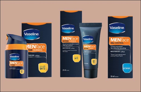 Skin Care Tips from Vaseline MEN