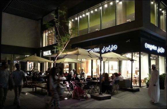 Argo Tea Café's first branch in Dubai opens its doors at Jumeirah's Citywalk