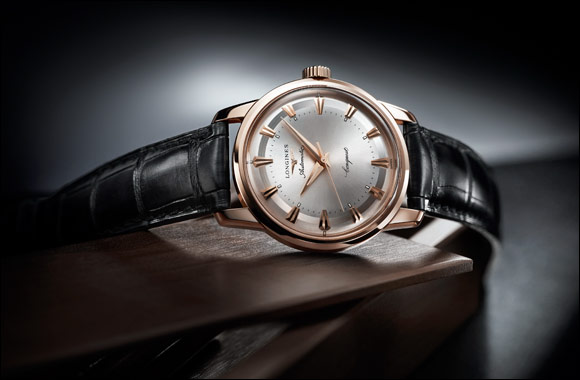 Surprise your father with a timeless watch this Father's Day - A Longines Conquest Heritage 1954-2014