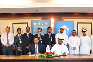 ADNOC Distribution Inks Collaboration with Global Consulting Firm Protiviti for Change Management Consultancy Services Project