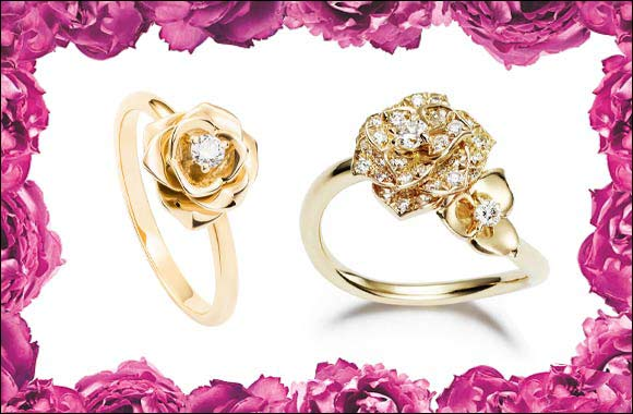 Piaget Rose Day : An invitation to celebrate the beauty of the rose