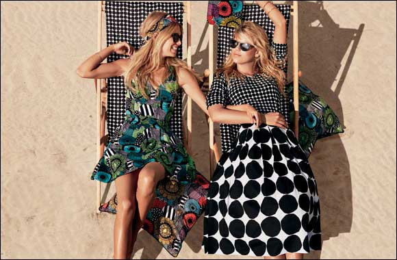 Banana Republic and Marimekko Announce Limited-Edition Capsule Collection for Summer 2014