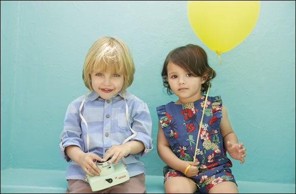 Mamas and Papas launches Summer 2014 collection