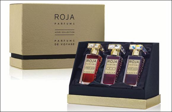 Roja Parfums launches Parfum de Voyage, the Aoud Collection, at Paris Gallery