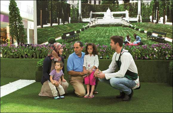 Vienna Tourist Board recreates the 'Volksgarten' parks in Dubai and Abu Dhabi