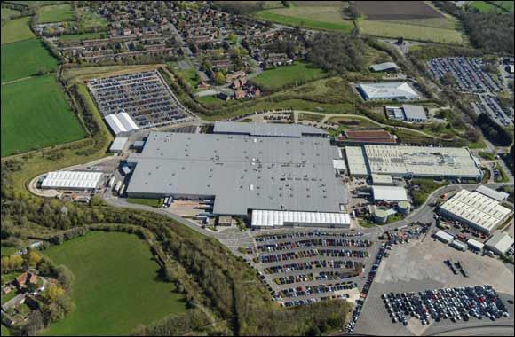 Aston Martin invests millions in new manufacturing facilities at Gaydon