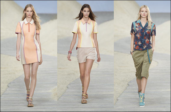 Tommy Hilfiger Launches 'Hilfiger Collection' in Middle East