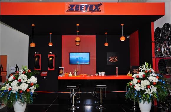 Global automotive brand ZEETEX opens its signature Café Zee in UAE