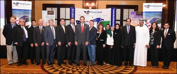 AmCham Abu Dhabi announces newly elected 2014-15 Board of Directors