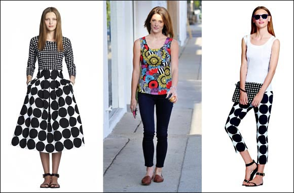 Banana Republic and Marimekko Announce Limited-Edition Capsule Collection for Summer 2014.