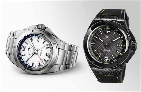 Two Newcomers Join the Ingenieur Watch Line from IWC Schaffhausen
