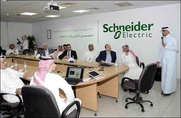 Schneider Electric Becomes First Company In Saudi Arabia