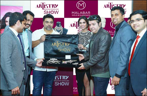 Malabar Gold & Diamonds launched 'Artistry' -Branded Jewellery show in Dubai