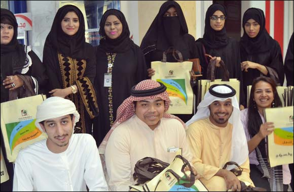 Dulsco collaborates with Dubai Municipality and UNION COOP for 'Say No to plastic bags' campaign