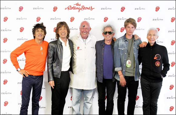 Zenith and the Rolling Stones: Five Stars to follow…
