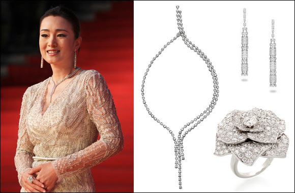 Piaget's Global Ambassadress, Gongli Welcomed as President of the Shanghai International Film Festival Jury Panel