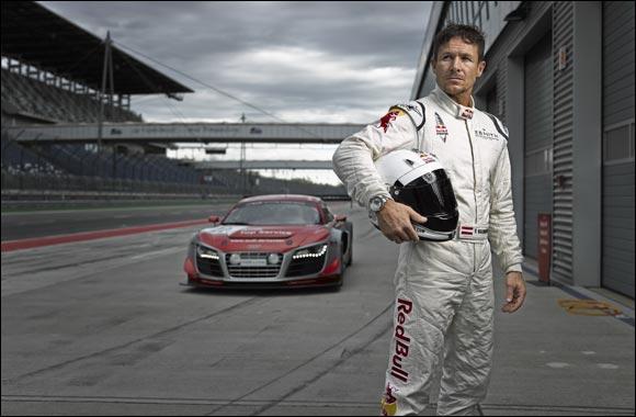 Zenith's Ambassador, Felix Baumgartner, To Drive Audi R8 LMS at Nürburgring 24 hours - June 21–22