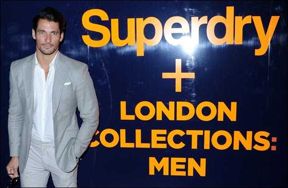 Superdry Hosts Fantastic Fashion Show & Party in London