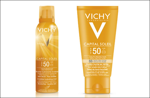 Embrace a fresh and ideal summer with Capital Soleil from Vichy