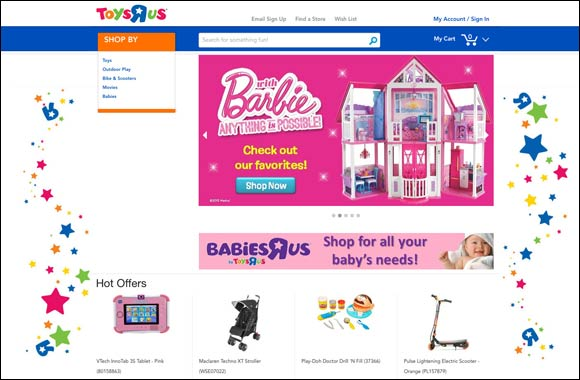 online shopping real toys
