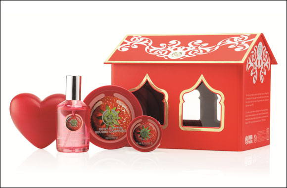 Enter a World of Joyful Giving - The Body Shop Reveals Great Gifts for Eid
