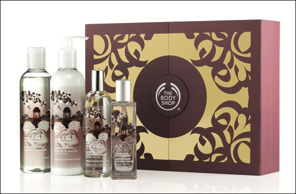 Enter a World of Joyful Giving - The Body Shop Reveals Great Gifts