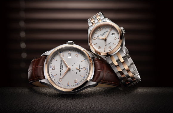 It took two to Tango their way to victory at the first anniversary of Baume & Mercier's Clifton collection