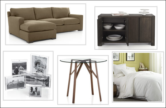 Crate and Barrel Introduces Fall 2014 Collection