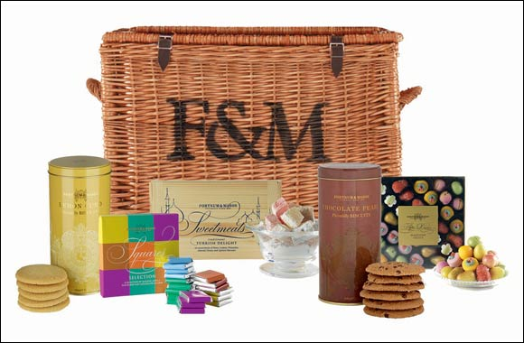 Fortnum & Mason Dubai unveils special Eid hampers, the gift that will never disappoint