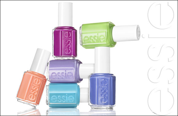 Introducing the essie Too Taboo Neon Collection 2014