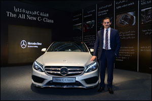 Gargash Enterprises showcases the premium Mercedes-Benz C-Class