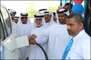 ADNOC Distribution Launches Al Weshah Service Station at Al Zaid City in Sharjah
