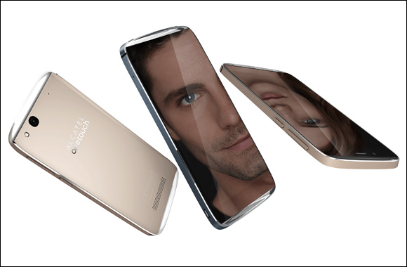 The new ALCATEL ONETOUCH IDOL ALPHA, a blend of trend and technology