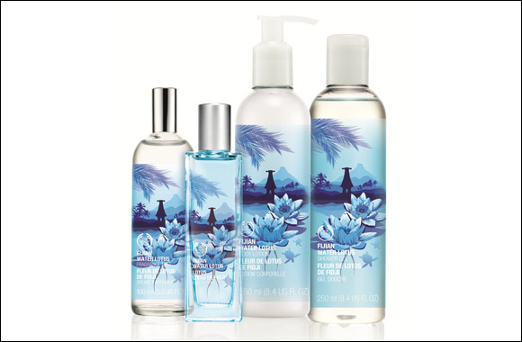 Heaven Scent Paradise Beckons with Fijian Water Lotus!