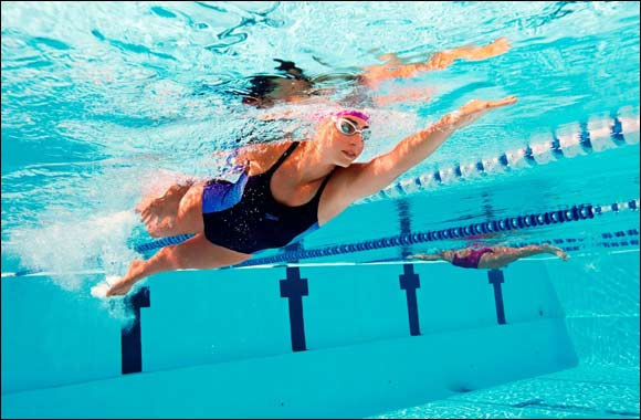 6479543aee See Clearly During Fitness Swimming with Speedo s Aquapure Goggle