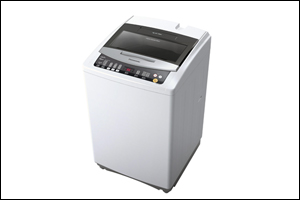 Panasonic introduces new design washing machines perfect for large families